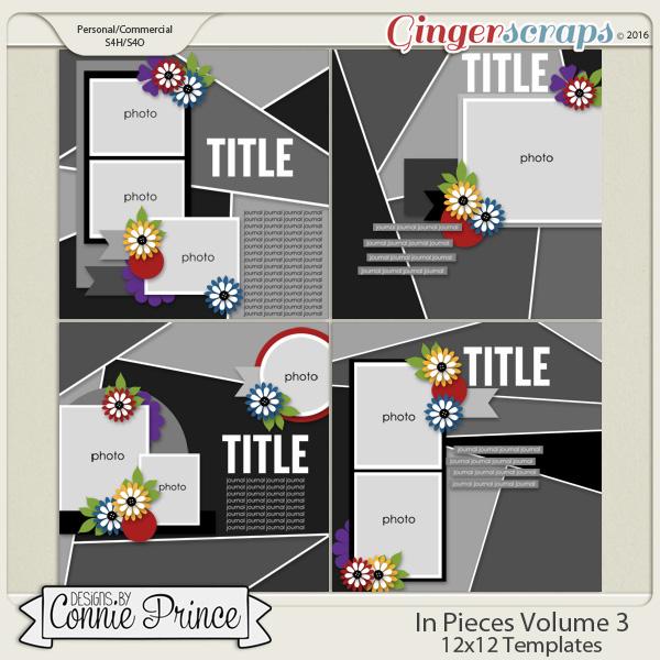 In Pieces Volume 3 - 12x12 Temps (CU Ok)