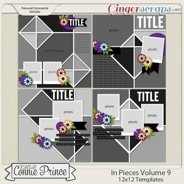 In Pieces Volume 9 - 12x12 Temps (CU Ok)