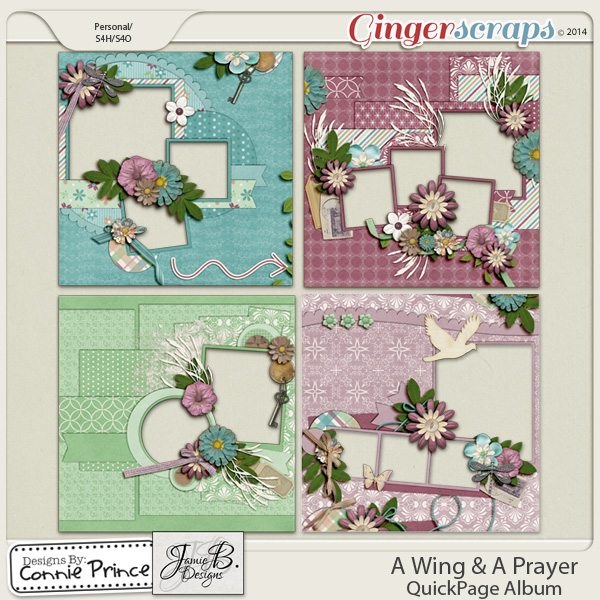 A Wing & A Prayer - QuickPage Album