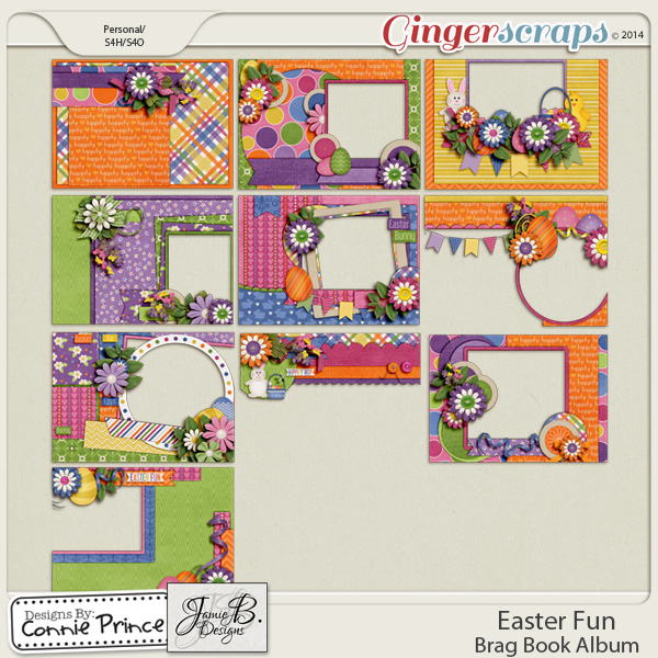 Easter Fun - Brag Book Album