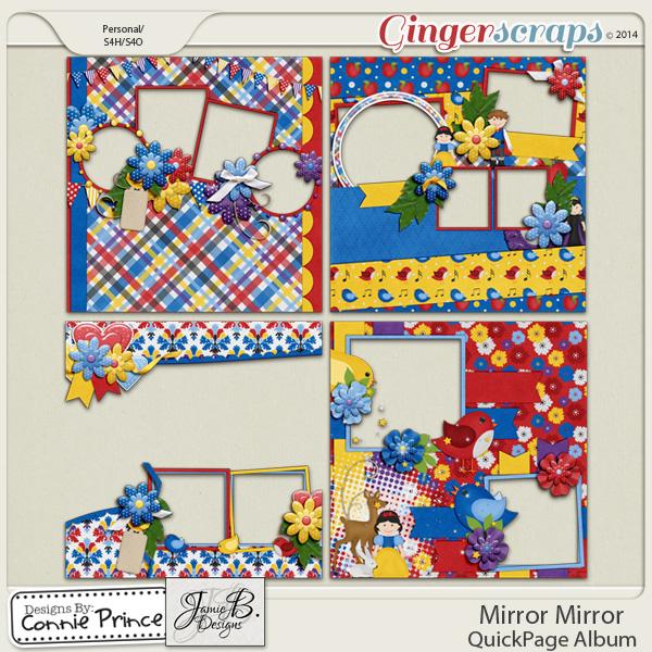 Mirror Mirror - QuickPage Album