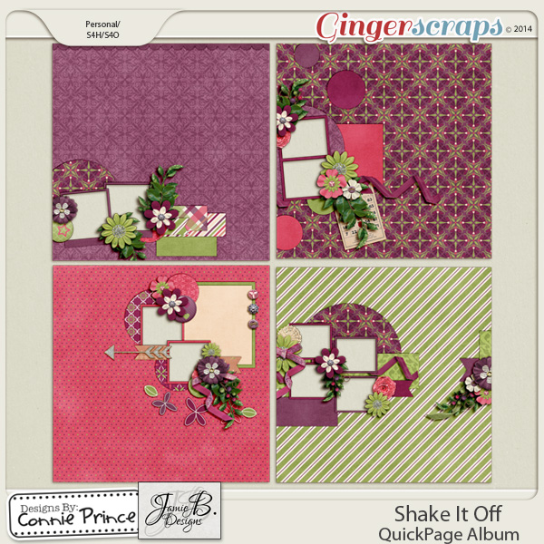 Shake It Off - QuickPage Album