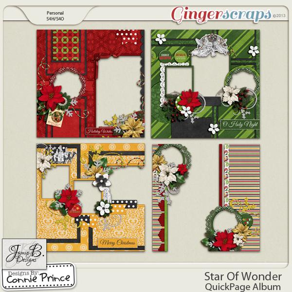 Star Of Wonder - QuickPage Album