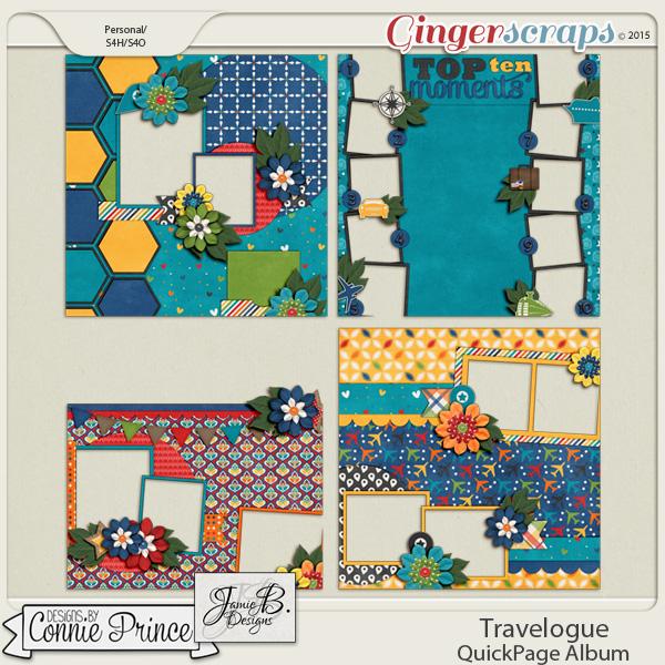 Travelogue - QuickPage Album