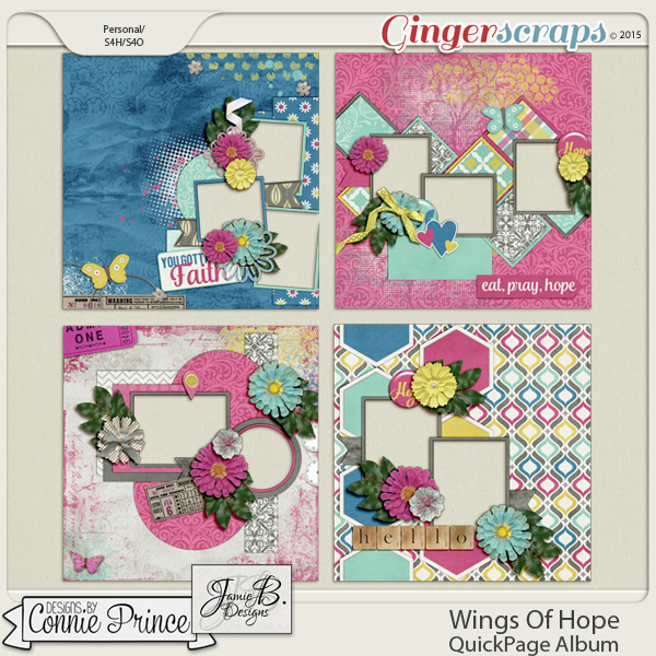 Wings Of Hope - QuickPages