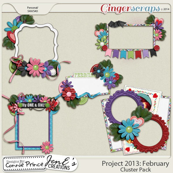 Project 2013: February - Cluster Pack
