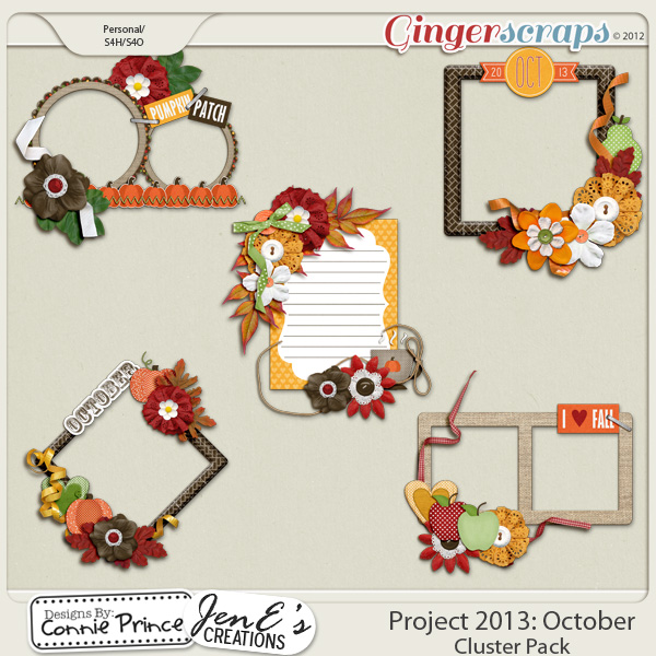 Project 2013:  October - Cluster Pack