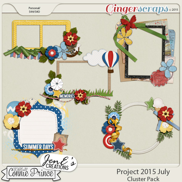 Project 2015 July - Cluster Pack