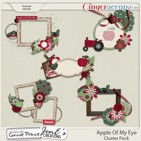 Retiring Soon - Apple Of My Eye - Cluster Pack