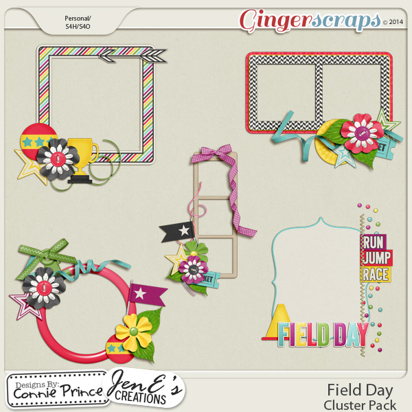 Field Day - Cluster Pack