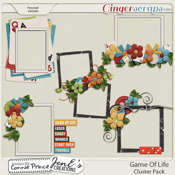 Retiring Soon - Game Of Life - Cluster Pack