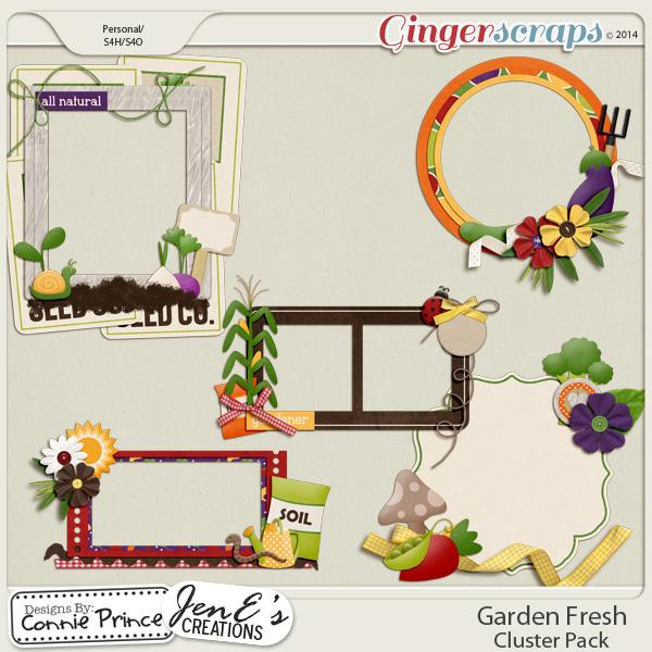Garden Fresh - Cluster Pack