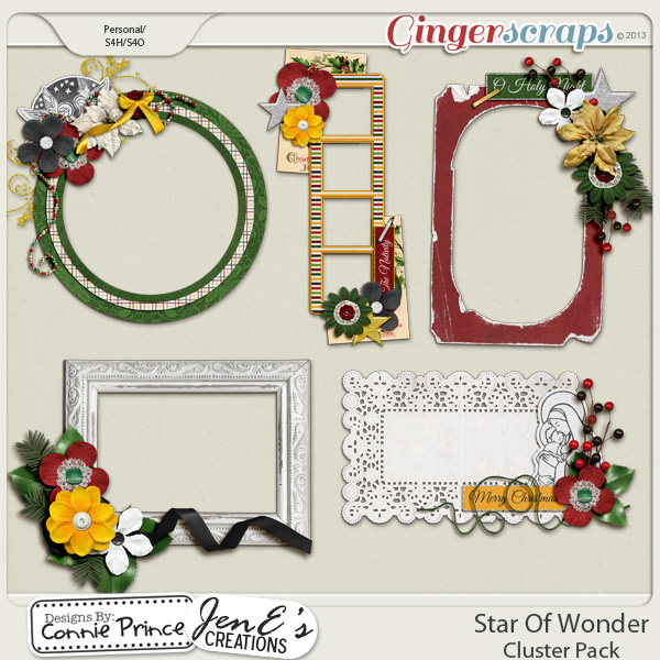 Star Of Wonder - Cluster Pack