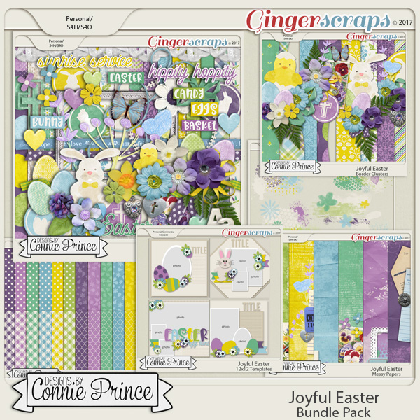 Joyful Easter- Core Bundle