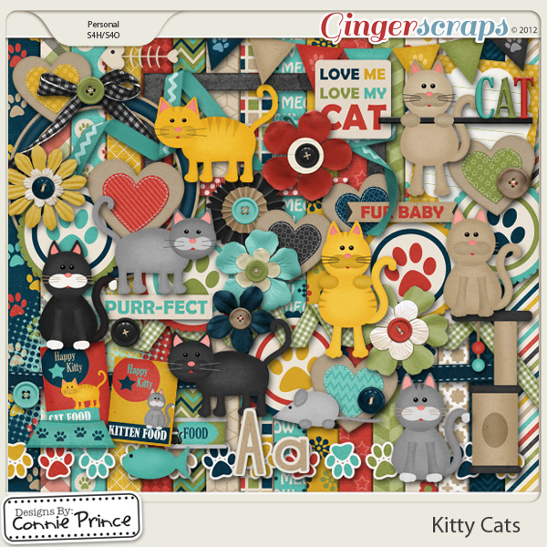 Retiring Soon - Kitty Cats - Kit