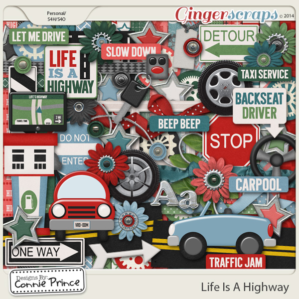 Life Is A Highway - Kit