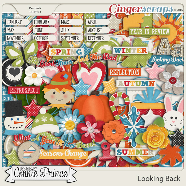 Looking Back - Kit