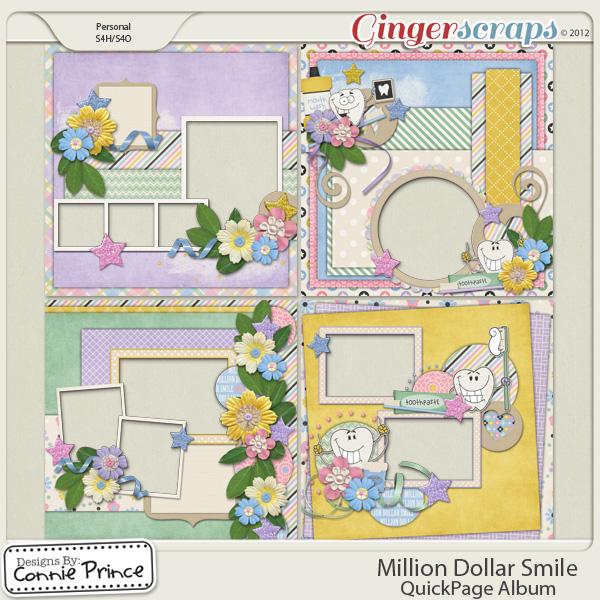 Retiring Soon - Million Dollar Smile - QuickPage Album