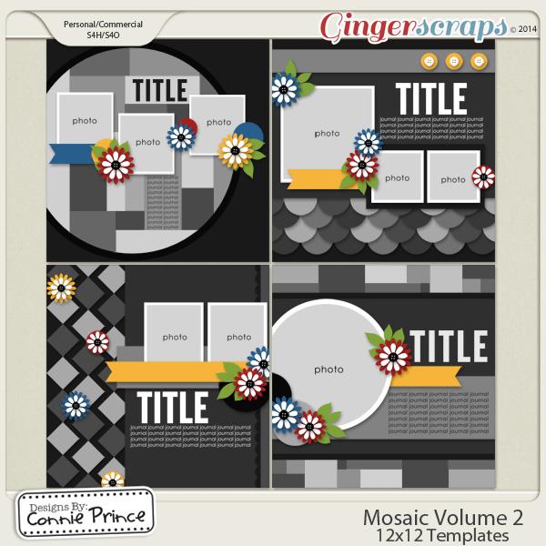 Mosaic Volume 2 - 12x12 Temps (CU Ok)