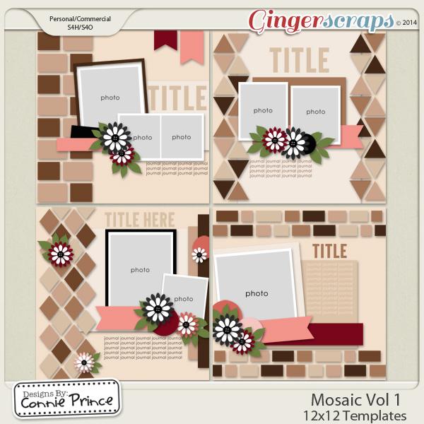 Mosaic Volume 1 - 12x12 Temps (CU Ok)