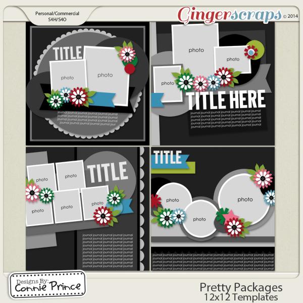 Pretty Packages - 12x12 Temps (CU Ok)