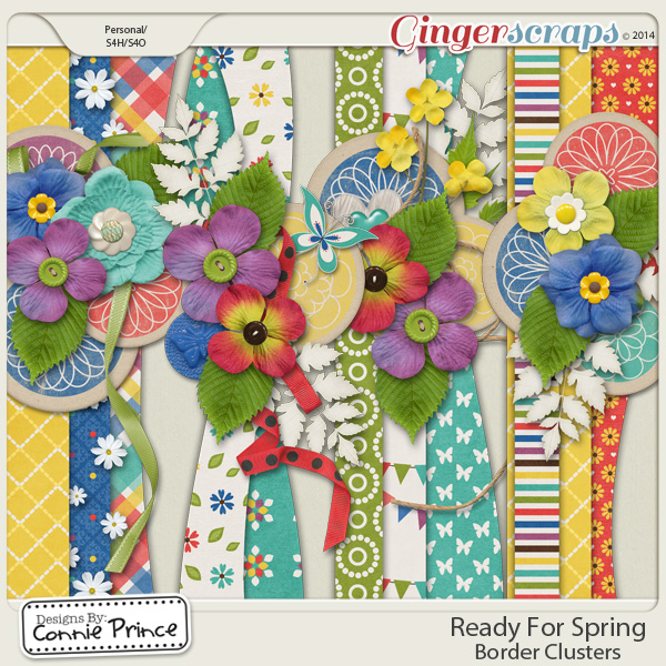Retiring Soon - Ready For Spring - Border Clusters