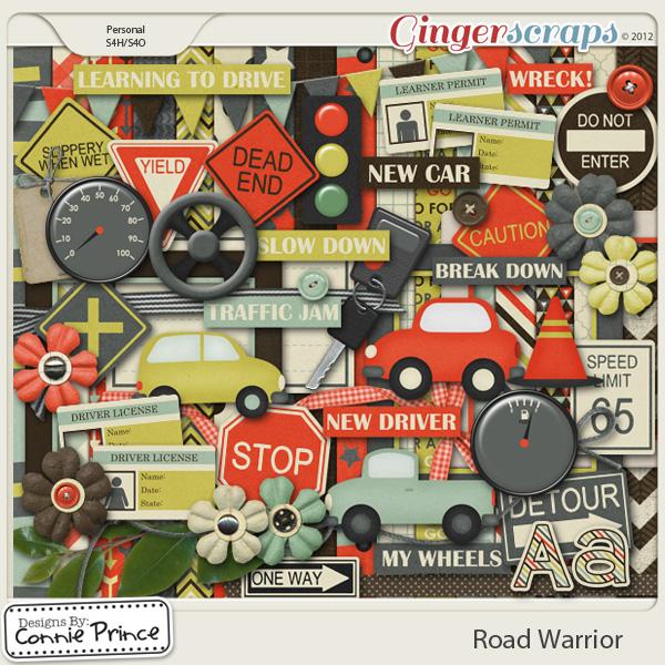 Road Warrior - Kit