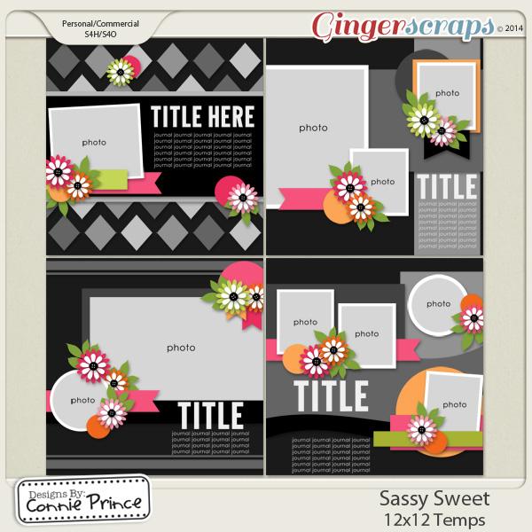 Sassy Sweet - 12x12 Temps (CU Ok)
