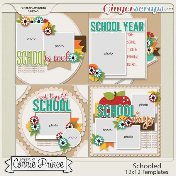 Schooled - 12x12 Temps (CU Ok)