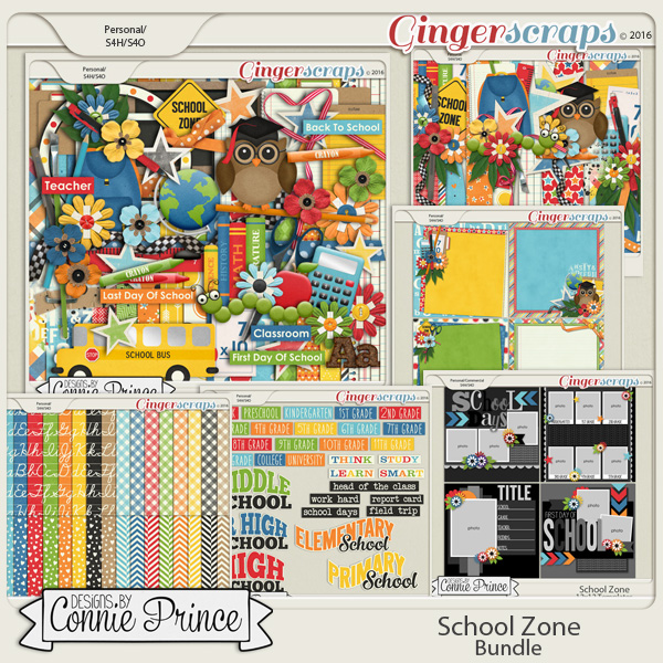 School Zone - Core Bundle