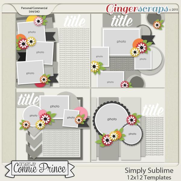 Simply Sublime - 12x12 Temps (CU Ok)