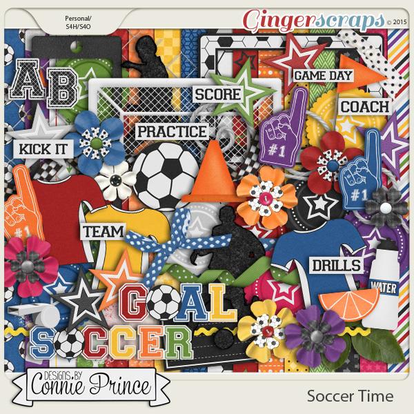 Soccer Time - Kit