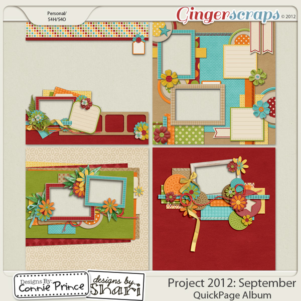 Retiring Soon - Project 2012: September - QuickPages