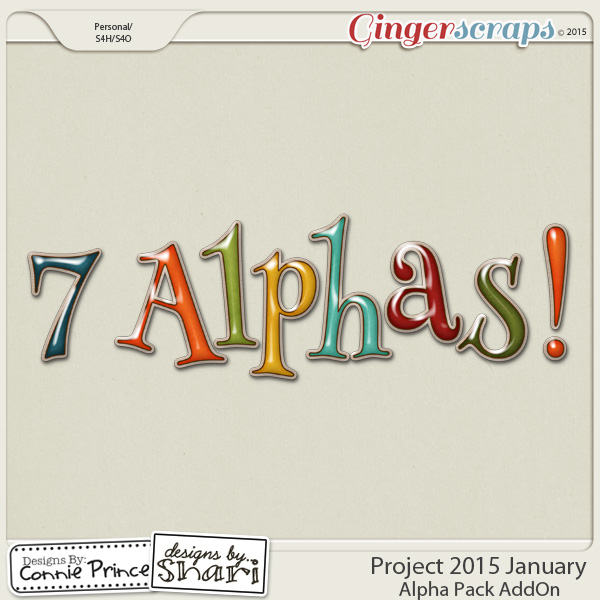 Project 2015 January - Alpha Pack AddOn
