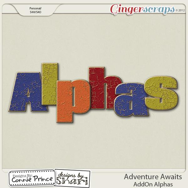 Retiring Soon - Adventure Awaits -  Alpha Pack AddOn