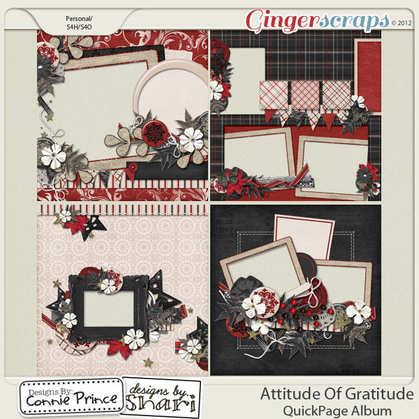 Retiring Soon - Attitude Of Gratitude - QuickPage Album