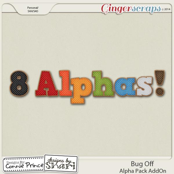 Bug Off - Alpha Pack AddOn
