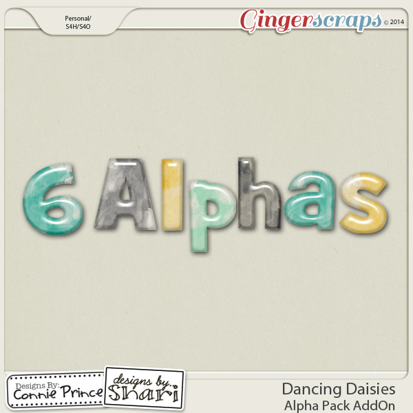 Dancing Daisies - Alpha Pack AddOn