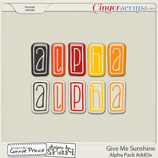 Retiring Soon - Give Me Sunshine - Alpha Pack AddOn