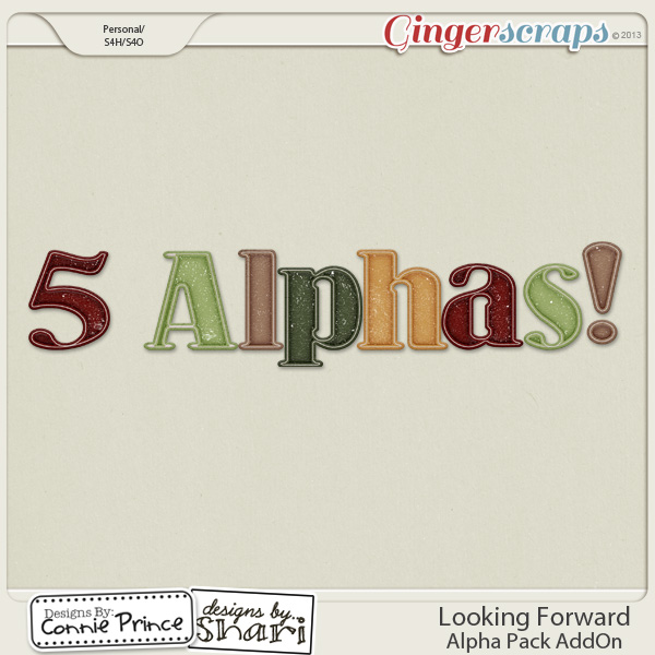 Looking Forward - Alpha Pack AddOn