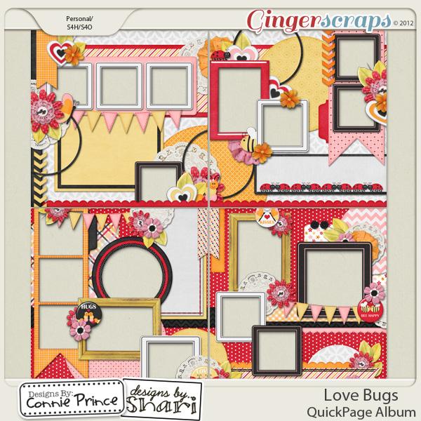 Love Bugs - QuickPage Album