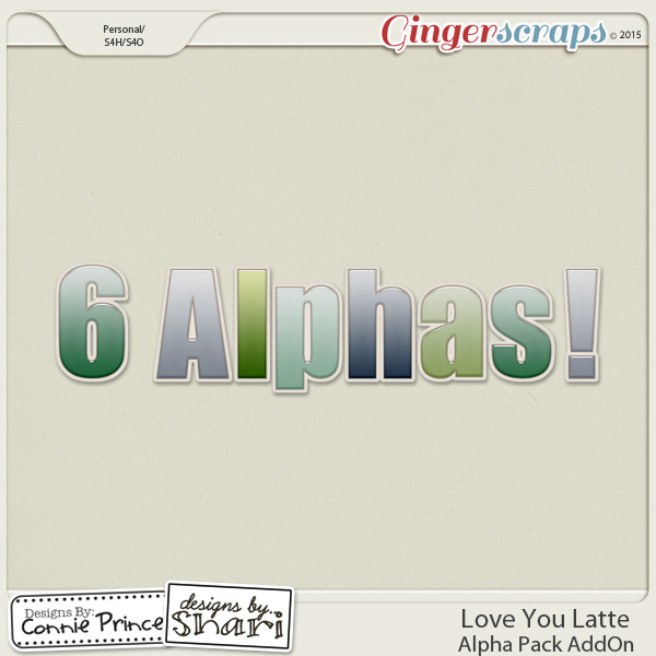 Retiring Soon - Love You Latte - Alpha Pack AddOn