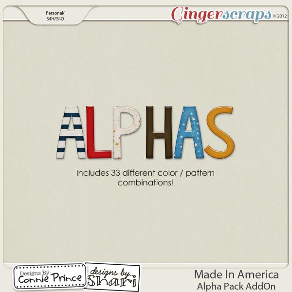 Retiring Soon - Made In America - Alpha Pack AddOn