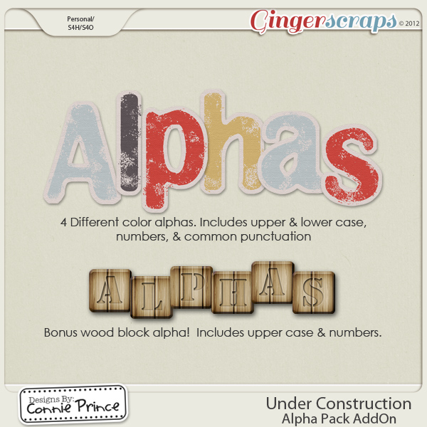 Retiring Soon - Under Construction - Alpha Pack AddOn
