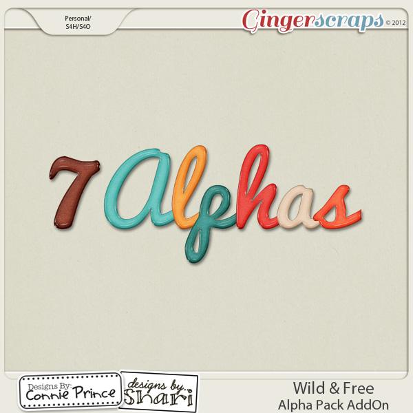 Retiring Soon - Wild & Free - Alpha Pack AddOn
