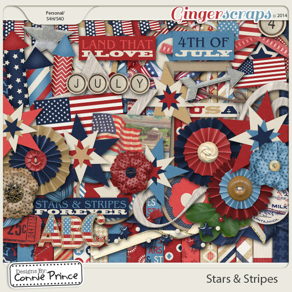 Stars & Stripes - Kit