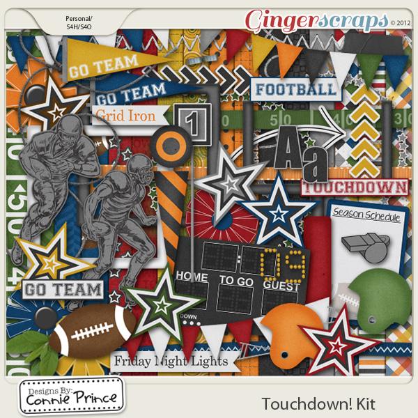 Touchdown! - Kit