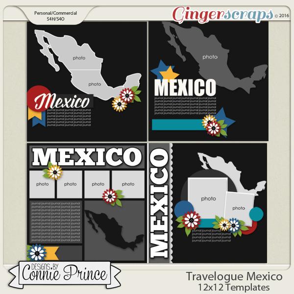 Travelogue Mexico - 12x12 Temps (CU Ok)