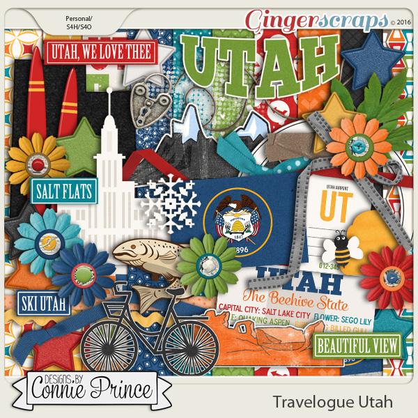 Travelogue Utah - Kit