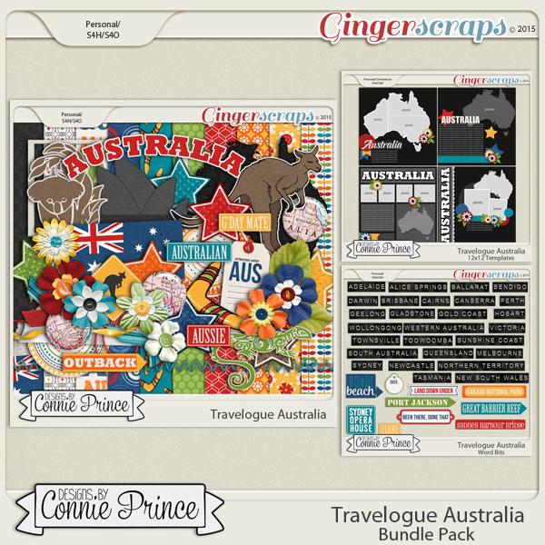 Travelogue Australia - Bundle Pack
